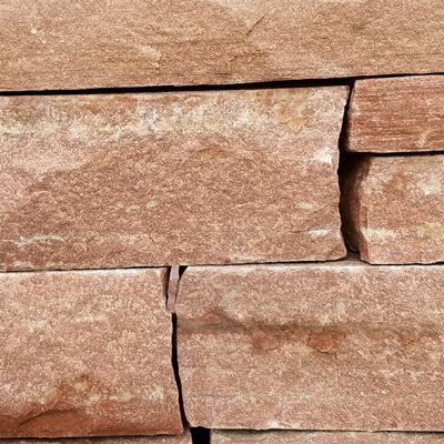 Colorado Red Ledgestone Image