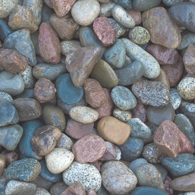 Colorado Rainbow River Rock Gravel Image