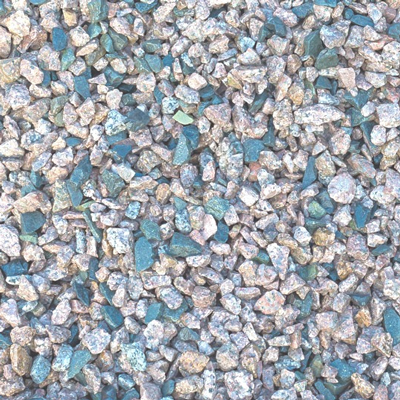 Crushed Granite Gravel Image