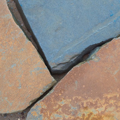 Winter Blue Flagstone Image