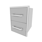 Coyote Double Pull Out Drawer Image