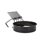 Fire Pit Insert Round Image