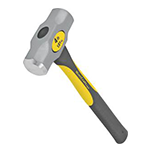 Engineer Hammer 4lb - Fiberglass Handle Image