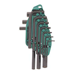 Hex Key Set Std 10pc Image