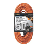 Power Cord 16/3 50ft Image