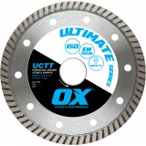 OX Ultimate Turbo Pocerlain Diamond Blade Image