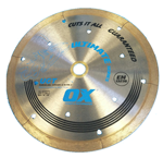 OX Ultimate Porcelain And Tile Diamond Blade Image